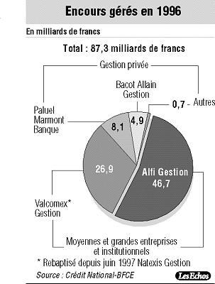 Natexis vend sa filiale alfi gestion l 39 union de banques for Banque francaise du commerce exterieur