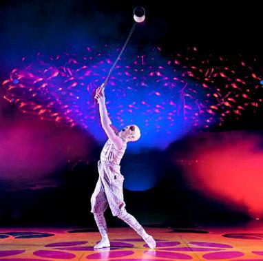 Le cirque du soleil jongle entre le recrutement et la - Image jongleur cirque ...
