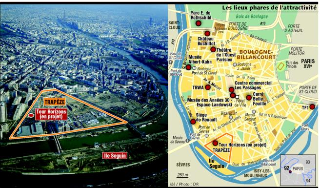 Boulogne billancourt les r seaux d 39 influence for Boulogne billancourt piscine