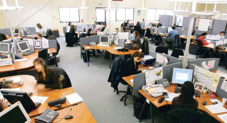 Espace de travail les limites du tout ouvert for Espace de travail collaboratif