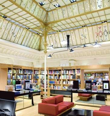 le bon march transforme sa librairie en maison d 39 edition a. Black Bedroom Furniture Sets. Home Design Ideas