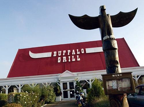 Buffalo grill f te ses trente ans avec un nouveau plan d 39 expansion - Buffalo grill avrainville ...