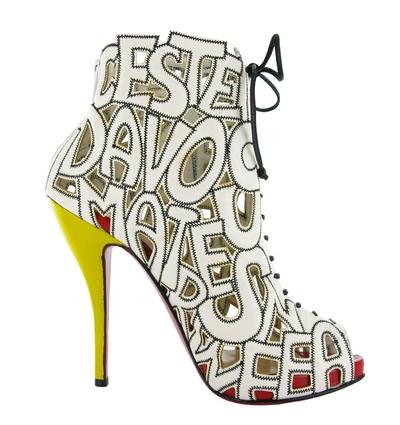pointure chaussure louboutin cendrillon
