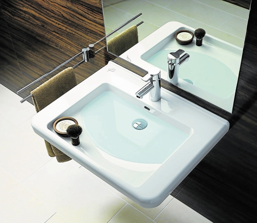 De nouvelles tendances dans les salles de bains for Nouvelle tendance salle de bain