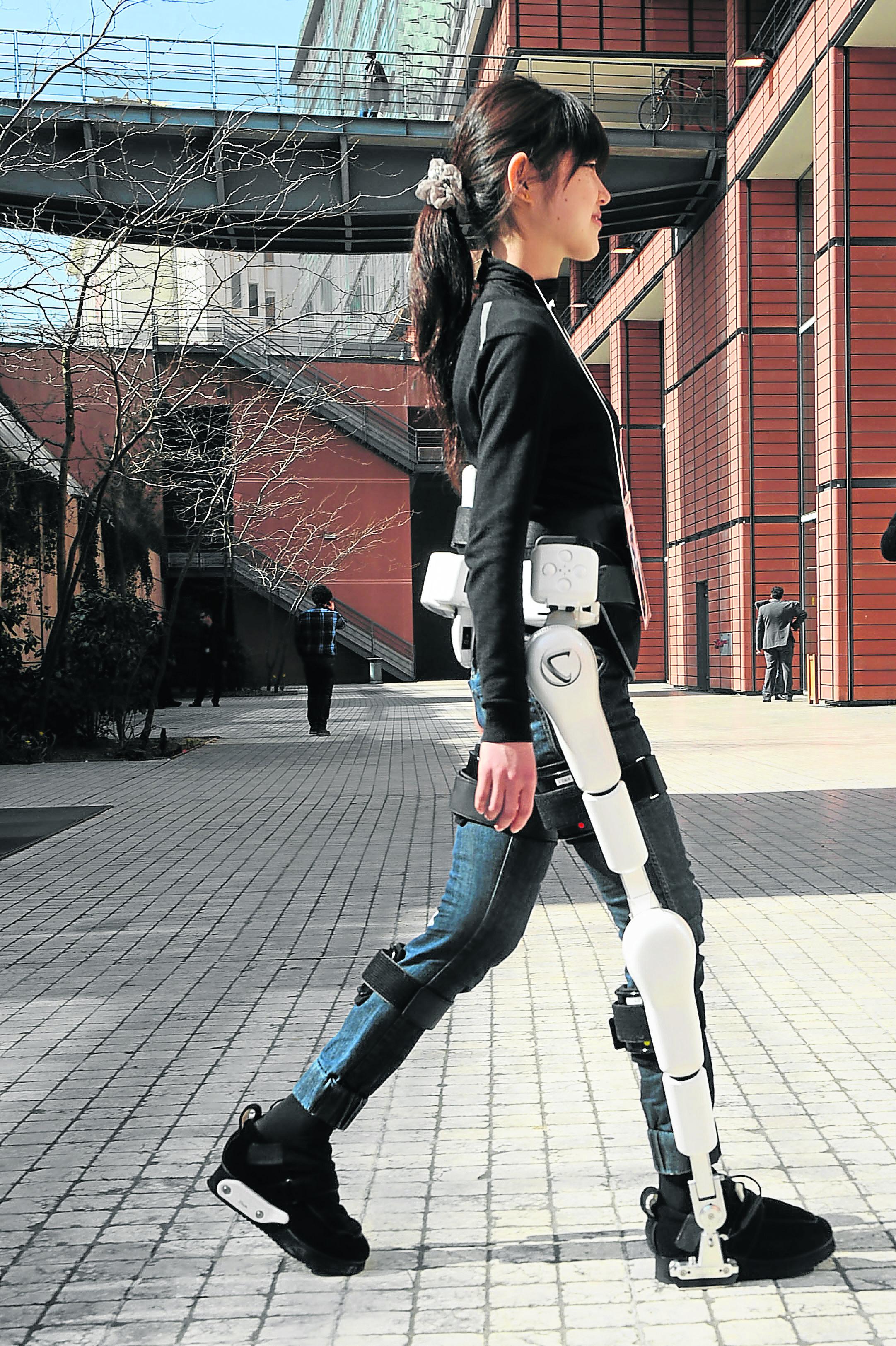 les robots de r ducation frappent la porte des h pitaux a. Black Bedroom Furniture Sets. Home Design Ideas