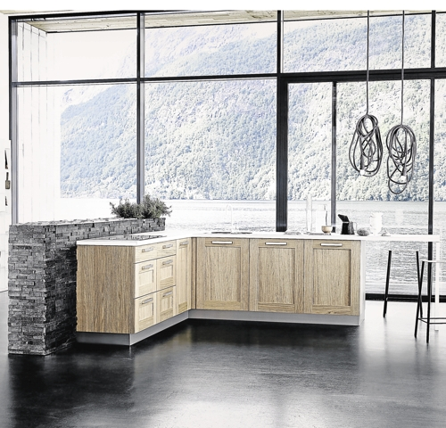 Idee Deco Chambre Ado Loft : Le danois Kvik vient défier les cuisines Ikea