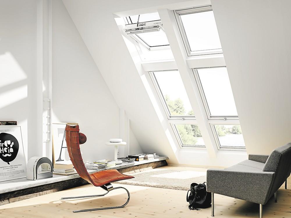 Velux con oit les fen tres de toit pour l 39 habitat du futur for Reglementation fenetre de toit