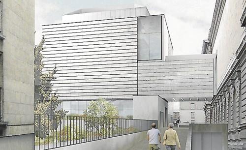 Nantes 83 millions pour le mus e des beaux arts - Musee des beaux arts nantes ...