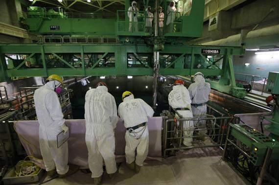 Fukushima : l'autorité nucléaire japonaise se veut rassurante