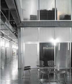 l 39 usine aplix de dominique perrault a. Black Bedroom Furniture Sets. Home Design Ideas