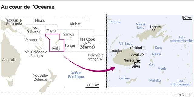 Les îles d'Océanie, cible stratégique pour les émergents