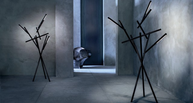 les luminaires foscarini imposent leur griffe. Black Bedroom Furniture Sets. Home Design Ideas