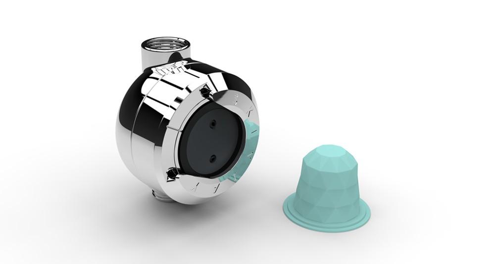 Apr s la capsule caf skinjay pousse la dosette pour douche - Huiles essentielles pour sauna ...