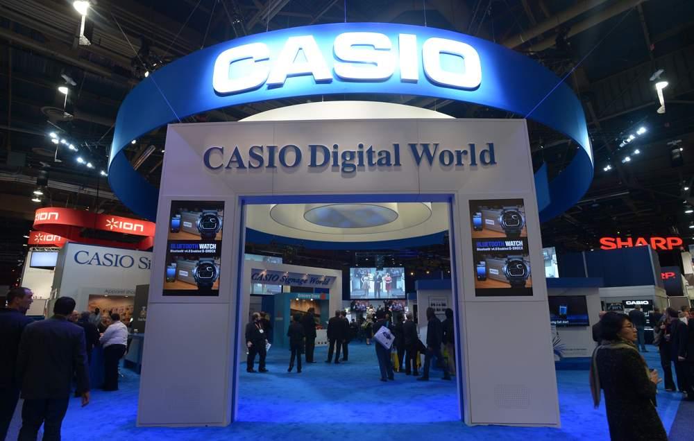 Le japonais Casio relance ses ventes sur le culte du