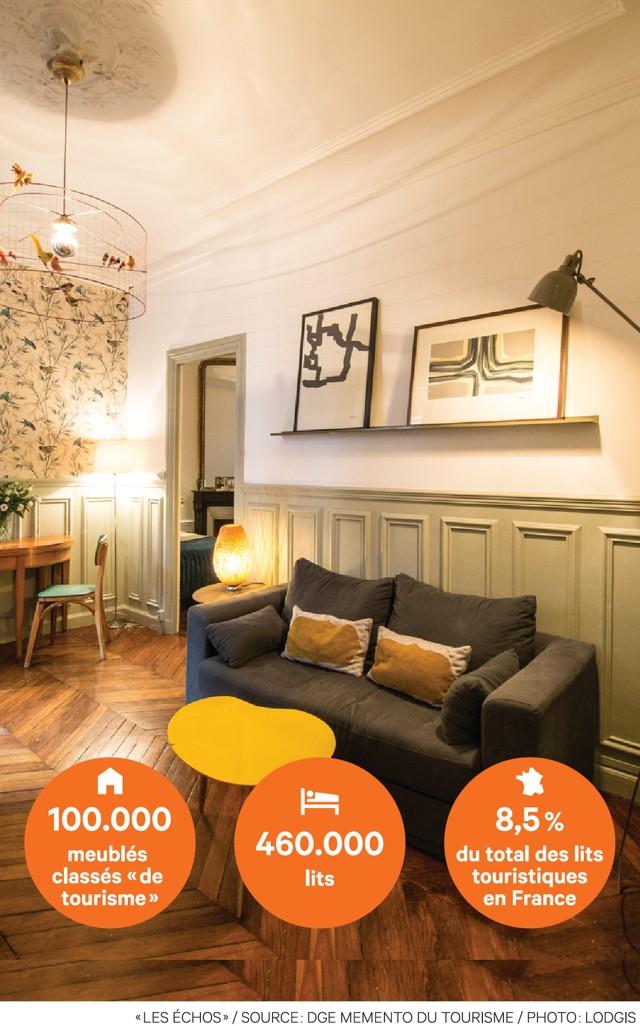 comment louer en meubl touristique. Black Bedroom Furniture Sets. Home Design Ideas