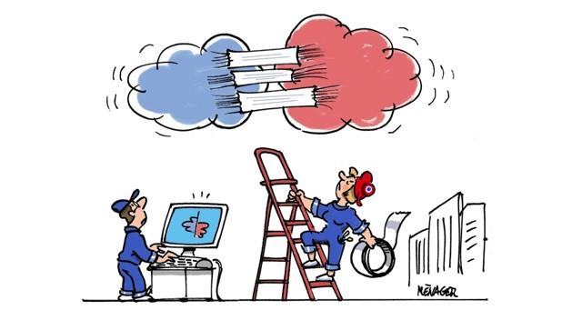 Cloud souverain, un gâchis à la française
