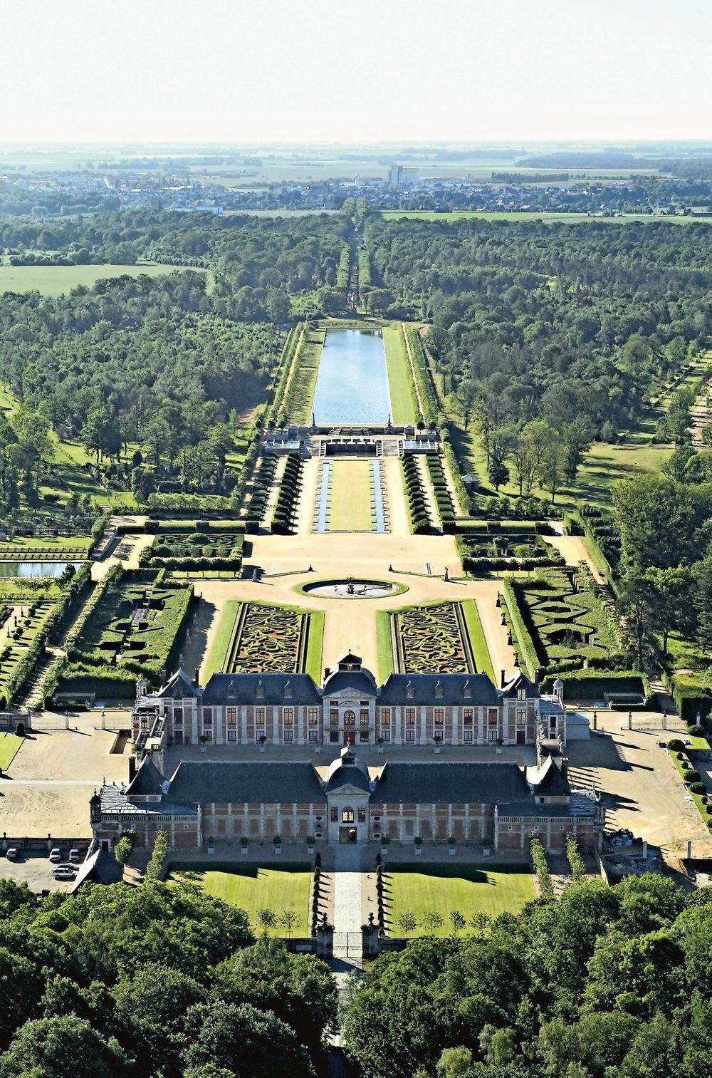 Les echos existe t il encore un art fran ais des jardins for Exposition jardin versailles 2015