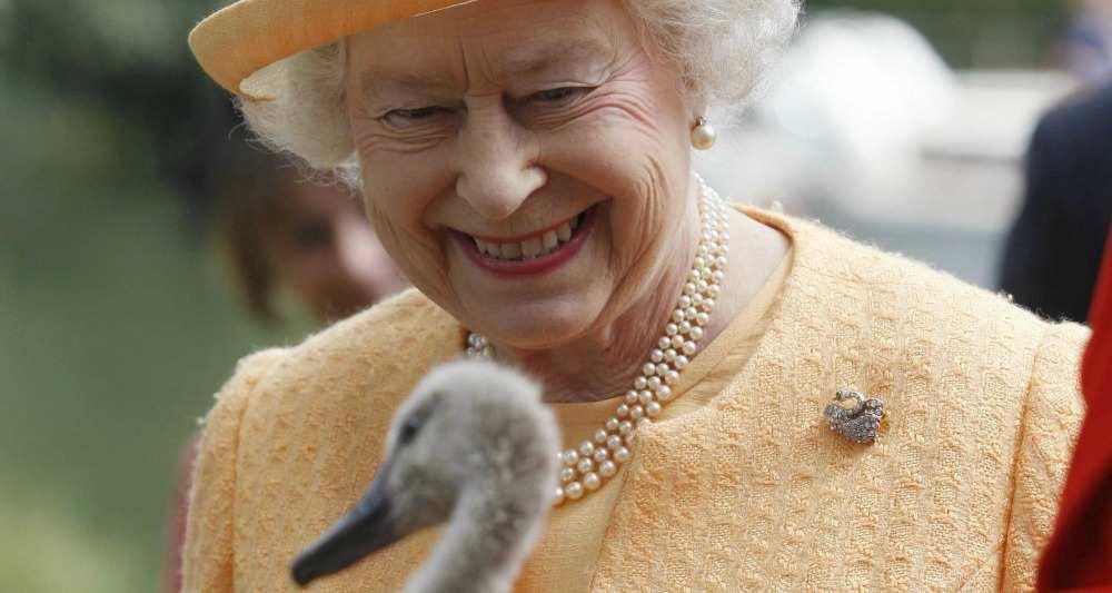 Les bizarres prérogatives de la reine Elizabeth II