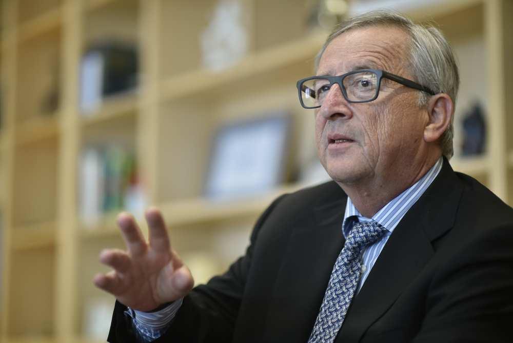 Accueil des réfugiés : Juncker appelle les Européens à se mettre d'accord dès la semaine prochaine