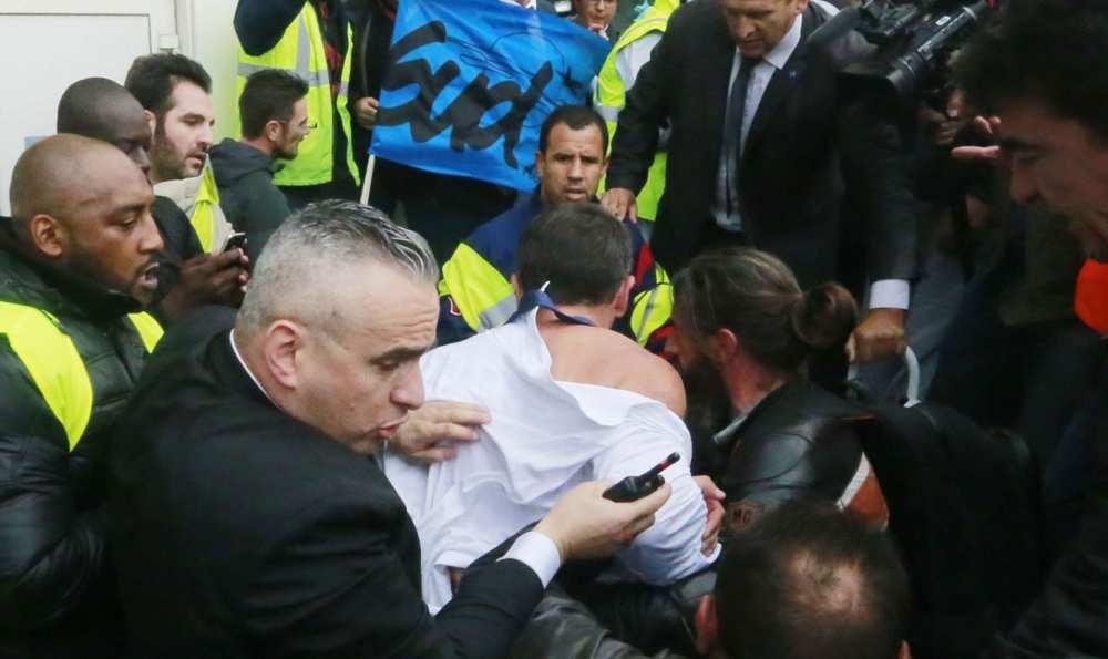 Violences à Air France : que risquent les salariés concernés?