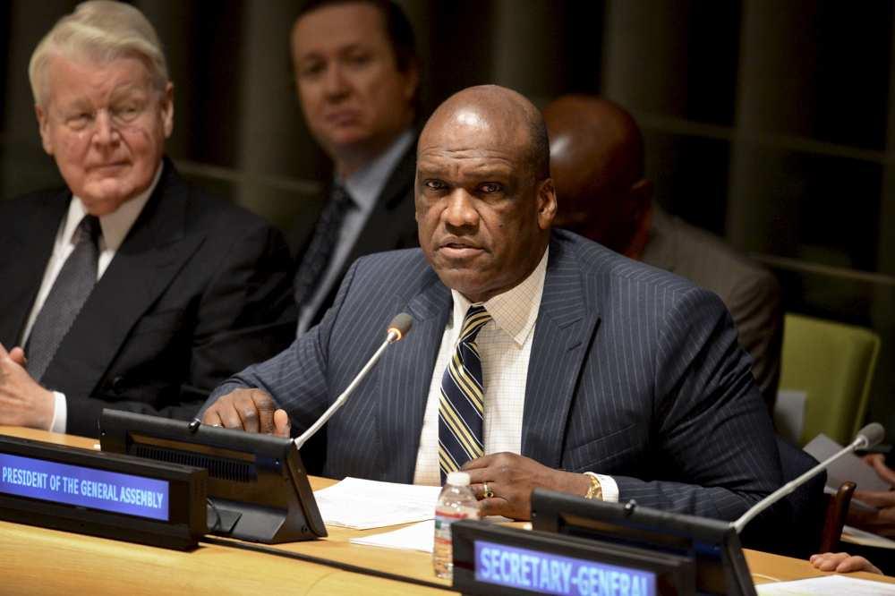 Un ex-président de l'Assemblée générale de l'ONU accusé de corruption