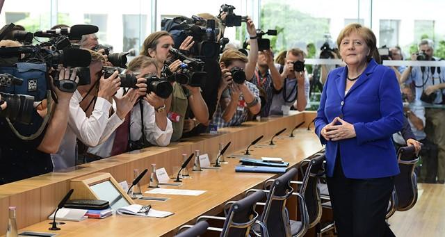 Pour Merkel, l'Allemagne est désormais « en guerre » contre l'Etat islamique
