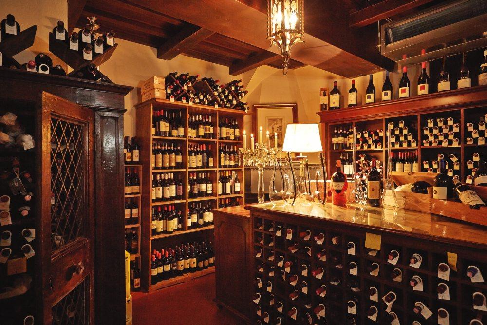 Les echos cinq des plus belles caves vin au monde archives - Meilleures caves a vin ...