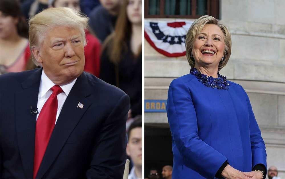 Trump et Clinton partagent la même adresse... dans un paradis fiscal