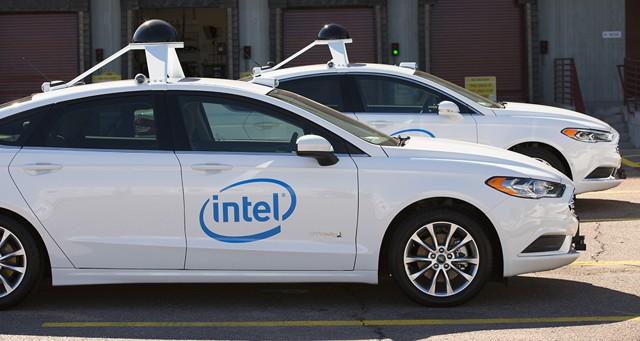 Voiture autonome : Intel s'offre la pépite Mobileye