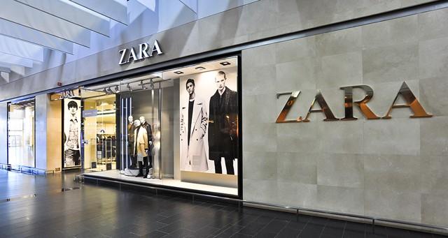 Le propriétaire de Zara affiche plus de 3 milliards de bénéfice