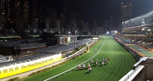 L'incroyable réussite du Hong Kong Jockey Club