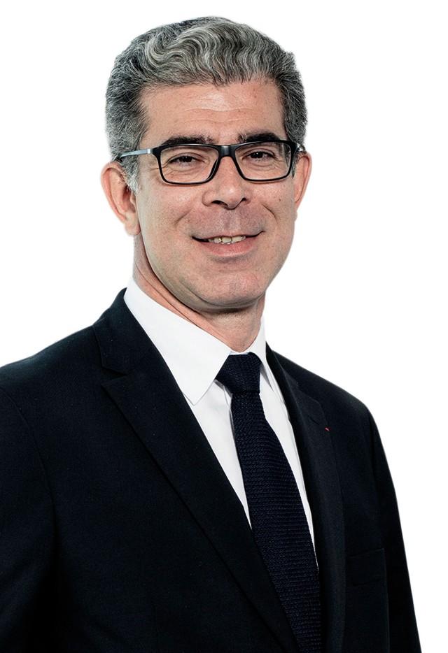 Christian Schmidt de La Brélie (Directeur général, Klesia)
