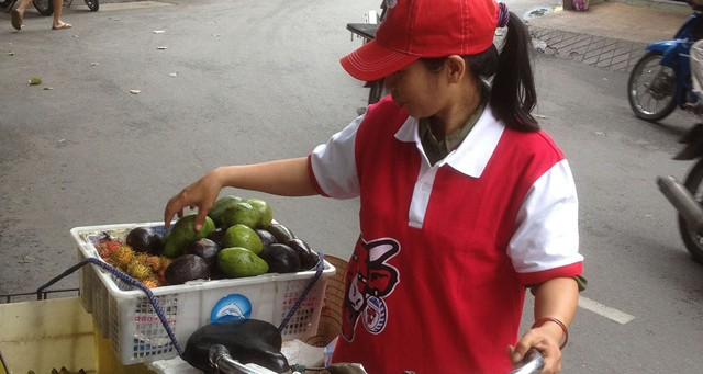 Bel améliore le quotidien des vendeurs de rue