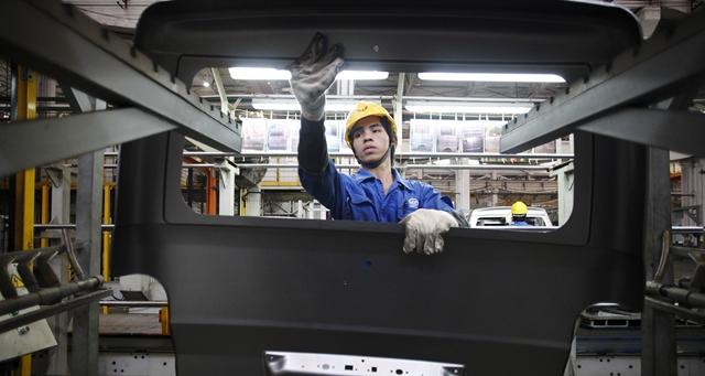 La Chine installe des usines dans les marchés protégés