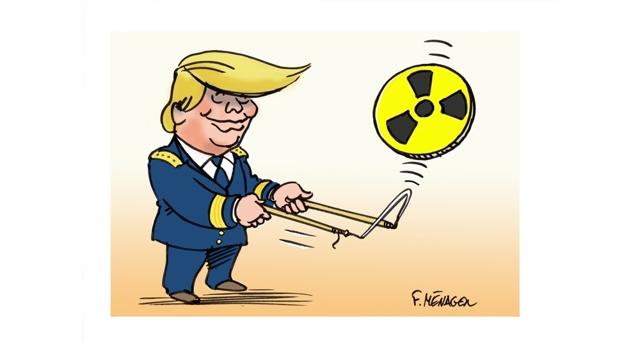Trump et la roulette russe de sa politique étrangère