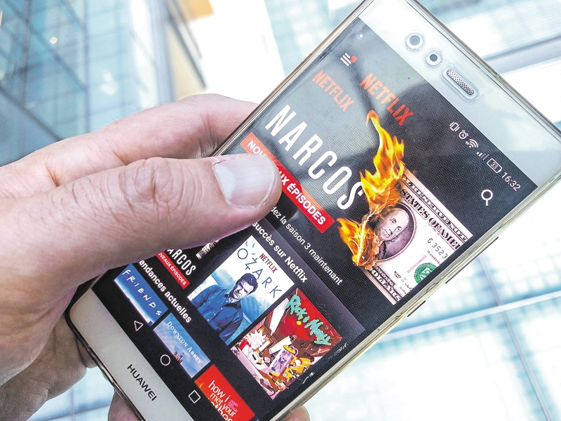 Les taxes YouTube et Netflix vont être appliquées