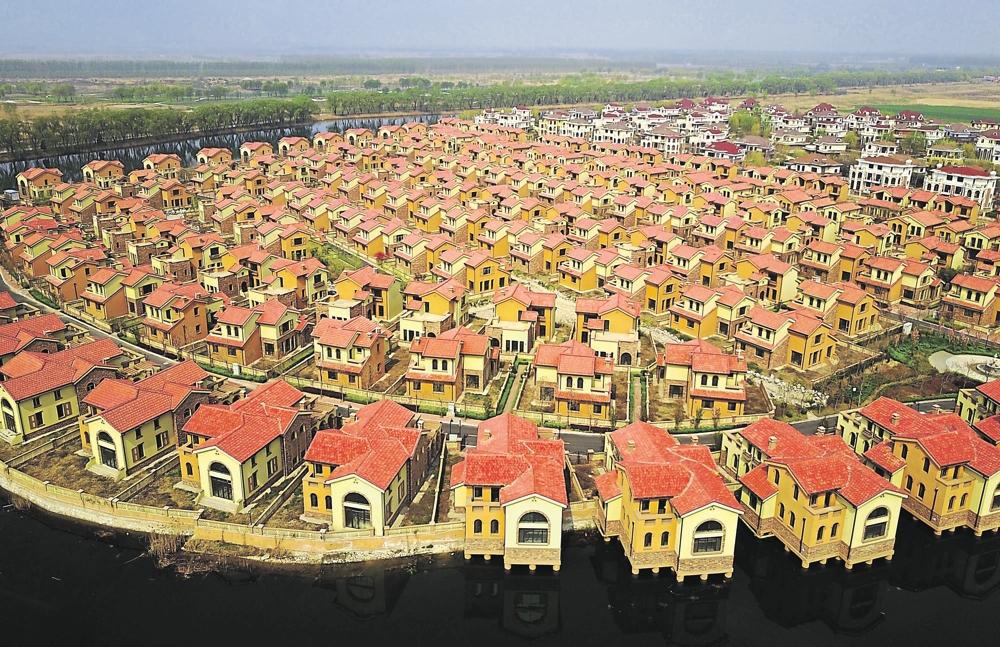 Xiongan, la ville mirage de Xi Jinping