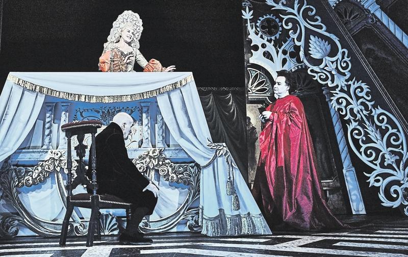 Le « Tartuffe » infernal de Michel Fau
