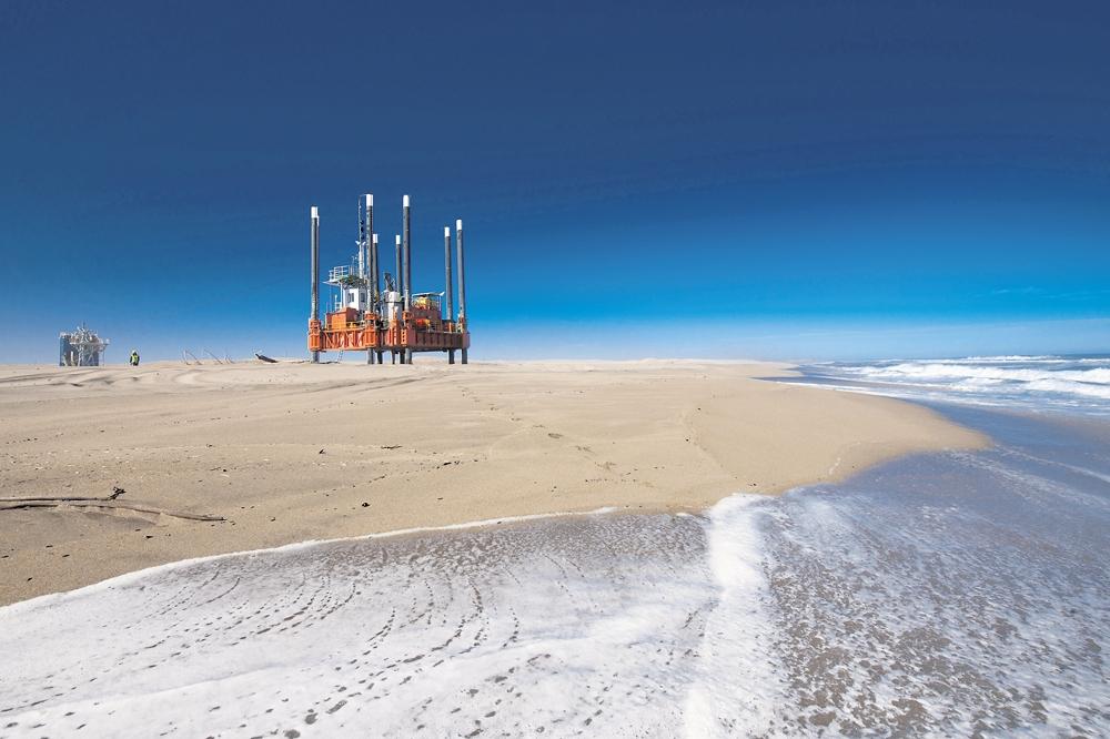 De Beers part à la pêche au diamant avec un méga-bateau-mine